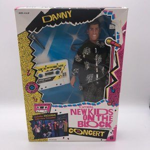NEW KIDS ON THE BLOCK Danny Doll 1990s Hasbro
